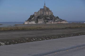 Randonnée des bords de la Rance au Mont Saint Michel